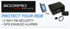 Motorcycle Alarms