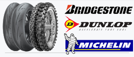Motorcycle Tires on Sale