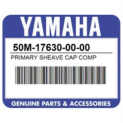 YAMAHA 50M-17630-00-00 PRIMARY SHEAVE CAP COMP