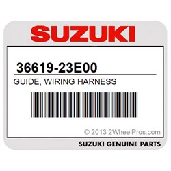 0000165520 36619 23e00 suzuki guide, wiring harness $4 90 2wheelpros Suzuki GZ250 Bobber at alyssarenee.co