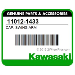 KAWASAKI 11012-1433 CAP, SWING ARM