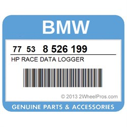 BMW 77538526199 HP RACE DATA LOGGER