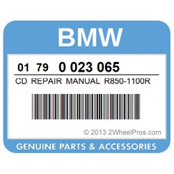 01790023065 bmw cd repair manual r850 1100rs gs rt r d. Black Bedroom Furniture Sets. Home Design Ideas