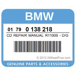 01790138218 bmw cd repair manual r1100s d gb f e i nl p. Black Bedroom Furniture Sets. Home Design Ideas