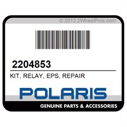 POLARIS 2204853 KIT, RELAY, EPS, REPAIR