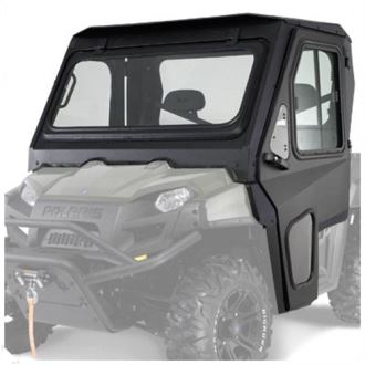 2851234 Polaris Pro Steel Cab Steel Doors 2wheelpros