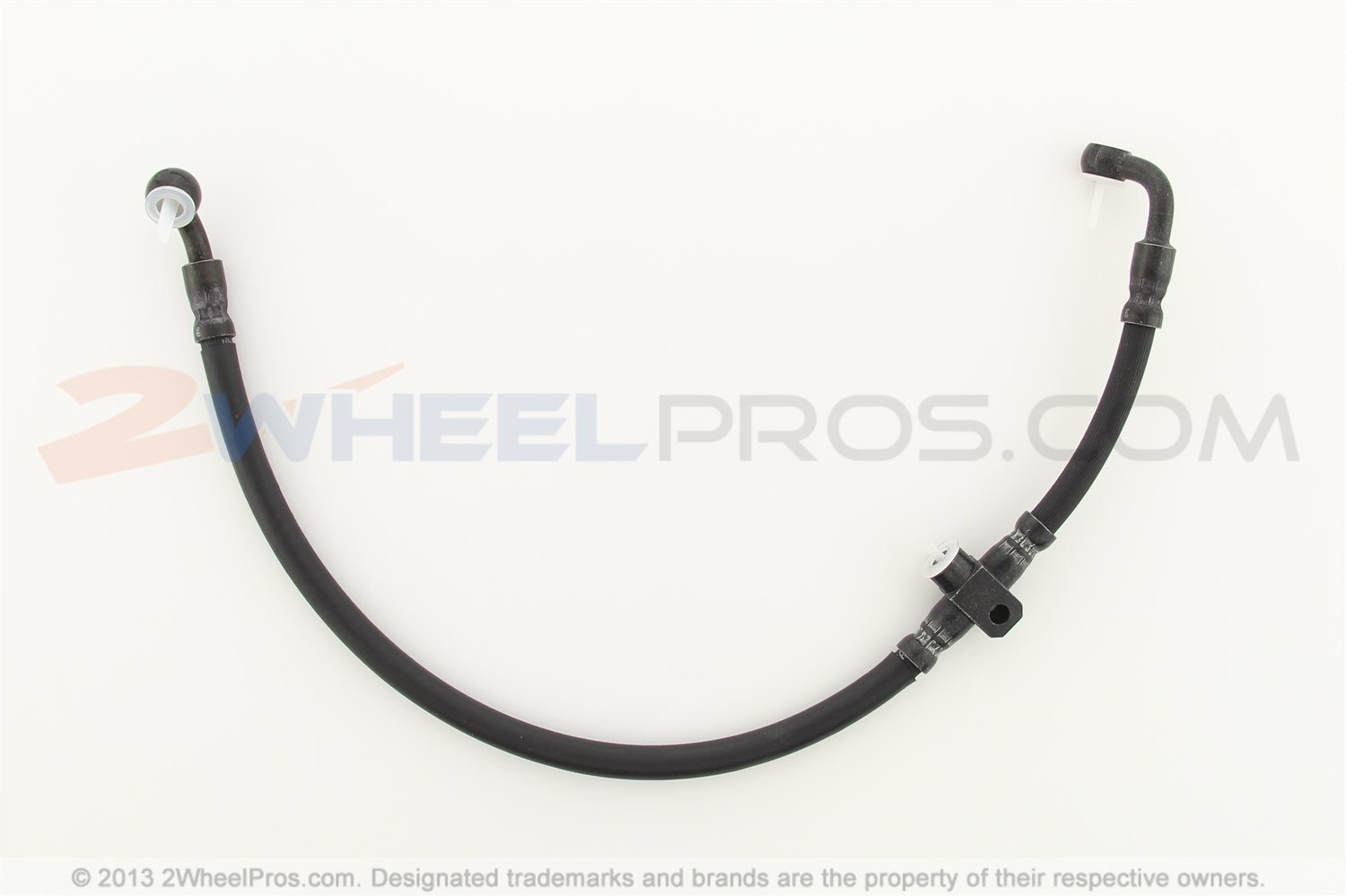 Brake Line  Integral Abs  Front Replacement Parts For 2003